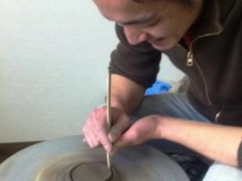 料理人が作るおいしい器たち(陶芸)
