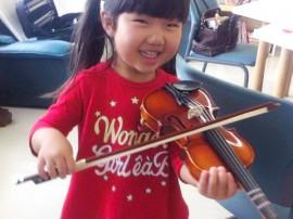ヴァイオリンJr