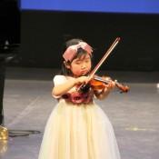 子供のヴァイオリン