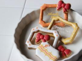 アイシングクッキー Aikonnさん